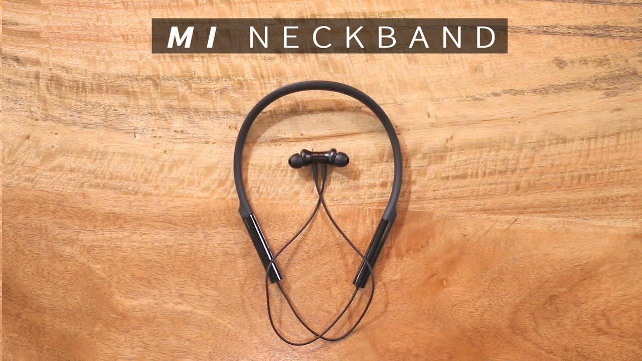 Mi Neckband Bluetooth Earphone: Is This The Best Bluetooth Earphone?