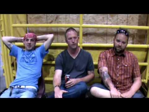 Dirtfedd interview with Brock, Dustin and Eric, July 4, 2012