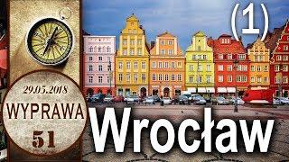 Wrocław - widziałem piękne miasto - wyprawa cz 1
