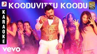 Bogan - Kooduvittu Koodu Karaoke   D. Imman   Jayam Ravi, Hansikha Motwani