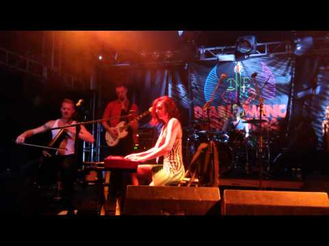 Diablo Swing Orchestra -  Exit Strategy Of A Wrecking Ball @ Volta club, Moscow 14.02.15