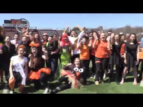 Woburn Memorial High School Lip Dub 2016