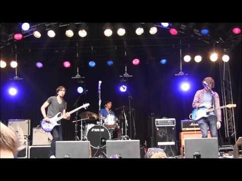 Euro Rock (Part 2) - Nijmegen, Valkhof Festival July 24th 2015
