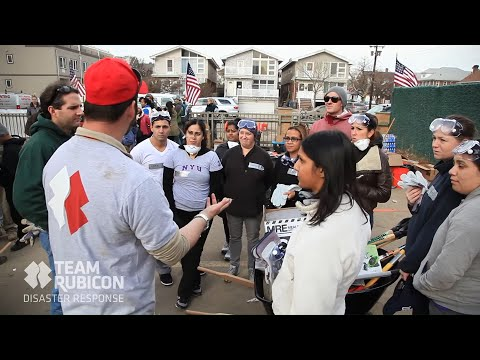 Why Team Rubicon Exists