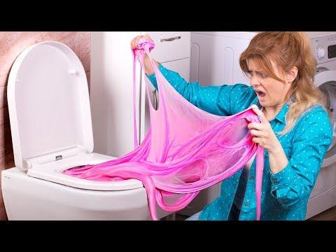 8 смешных пранков и идей для ванной