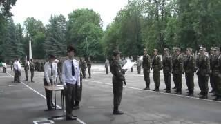 Приколы в армии: дерево на плацу