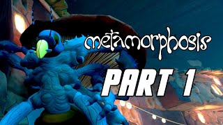 METAMORPHOSIS - Full Game Gameplay Walkthrough Part 1 (No Commentary, PS4 PRO)