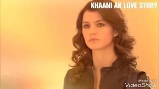 Baaghi Sad 😢WhatsApp Status😭 ||KHAANI AK LOVE STORY||