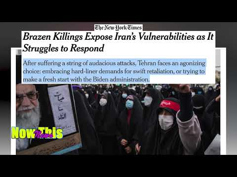 The New York Times   Brazen Killings Expose Iran's Vulnerabilities as It Struggles to Respond.