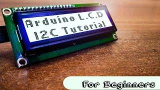 Arduino LCD I2C tutorial | how to program LCD