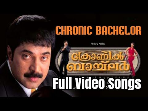 Chronic Bachelor | Malayalam Movie | Full video Songs |