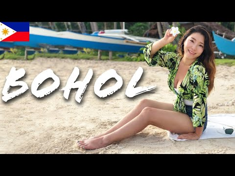 The Ultimate Guide to Bohol | Philippines 🇵🇭 | 4K
