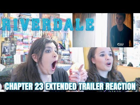 RIVERDALE CHAPTER 23: THE BLACKBOARD JUNGLE EXTENDED TRAILER REACTION