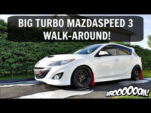 Mazda 3 Mods >> Mazdaspeed 3 Full Mods List