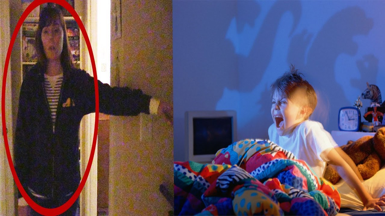 Boy Wakes Up In Night Terrors, Mom Learns Terrifying Truth