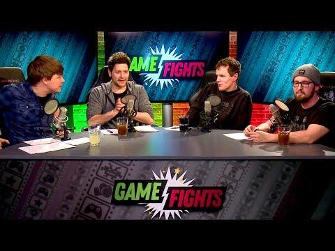 Game Fights #1 mit Colin, Simon, Fabian Döhla & Tim