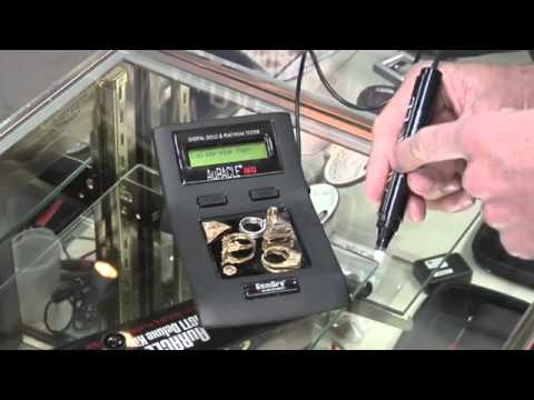 AGT3 Gold Tester