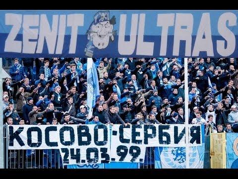 Перекличка Ultras Zenit