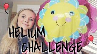 HELIUM CHALLENGE | Riley Williamson ♡