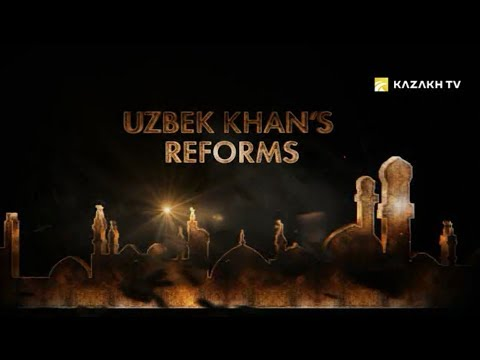 Martial Arts of a Turkic world №21. Uzbek Khan's reforms
