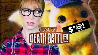 Pokemon Minus Misty's Voltorbs | The Desk of DEATH BATTLE