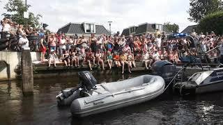 Maarten van der Weijden passeert Aldtsjerk