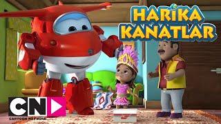 HARİKA KANATLAR  Muhteşem Samba  Cartoon Network Türkiye