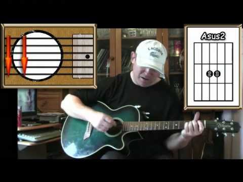 Stop Crying Your Heart Out Oasis Acoustic Guitar Lesson Youtube