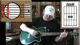 Stop Crying Your Heart Out - Oasis - Acoustic Guitar Lesson