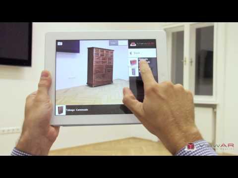 Augmented Reality Furniture - ViewAR