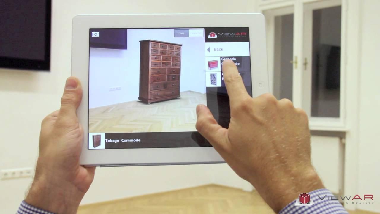 Augmented Reality Furniture   ViewAR