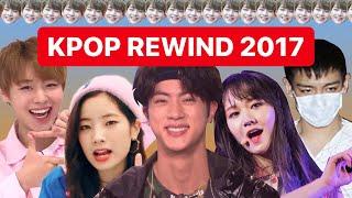 KPOP REWIND 2017 - Trends, Challenges, Disbandments, Heartbreaks - Stafaband
