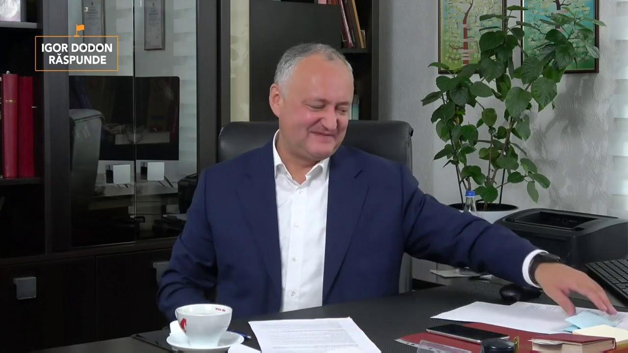 Igor Dodon a anunțat că de anul viitor se va majora indemnizația pentru întreținerea copilului
