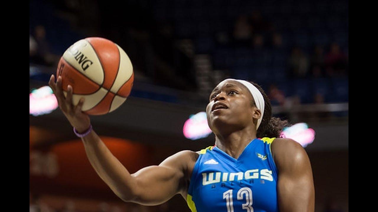 Karima Christmas-Kelly Full Game Highlights vs Connecticut Suns ...