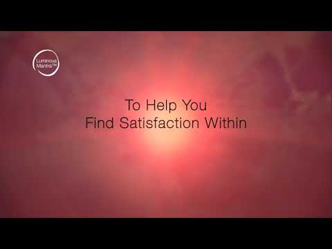 Wanting to Contentment - Finding Satisfaction Within