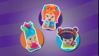Play Doh Сумасшедшие прически(Интересный набор, с помощью которого ваш ребенок сможет поиграть в парикмахера и сделкать массу смешных..., 2015-10-08T09:37:30.000Z)