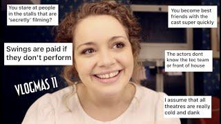 More Theatre Assumptions! | Vlogmas 11
