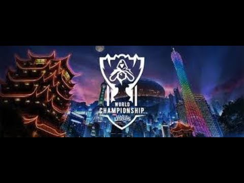 Worlds 2017 Play in Stage Opening Ceremony - LoL World Championship 2017 Opening Ceremony