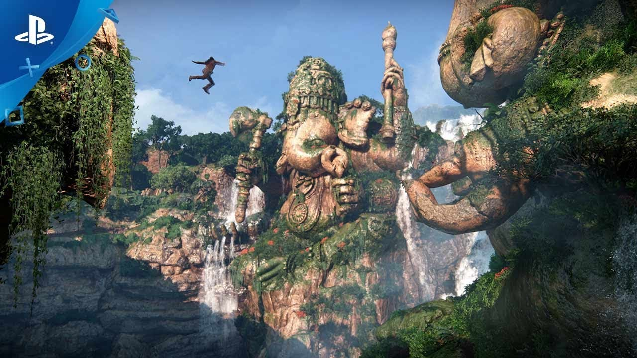 UNCHARTED: The Lost Legacy - Accolades Trailer | PS4