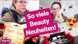 Im Beauty Rausch l Rossmann Haul im Auto l PR Paket l Vlog 692