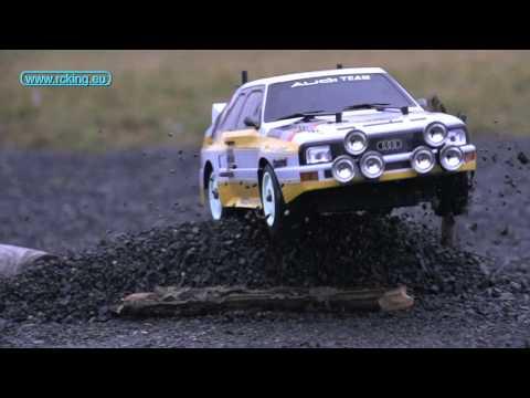 RC Audi Quattro - Rally Legends (RCKING)