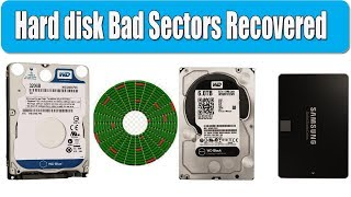 How to repair the bad sectors of the hard disk of all types of computers | HDD Regenerator | Bangla