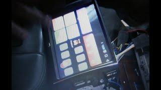 Chevrolet Tahoe 3 РЕВАНШ , установка магнитолы