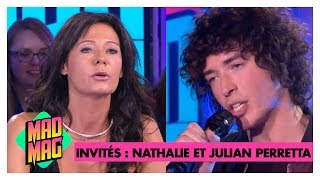 Le Mad Mag du 15/06/2016 - Emission 82 avec Nathalie et Julian Perretta