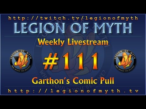 LoM Livestream #111 | 13 May 2017 | Cosplay Rules