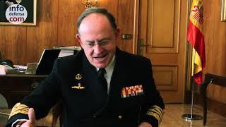 El Segundo AJEMA El Almirante Urcelay Explica Los Desafíos De La Armada