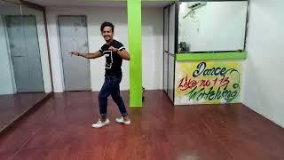 Main Tera boyfriend dance performance and choreography by Kundan Umak