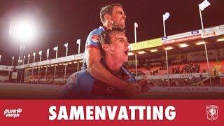 SAMENVATTING   FC Volendam - FC Twente (07-12-2018)