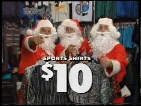 Lowes Christmas Commercial (1994) (Australia) - YouTube