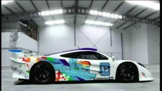 Rainbow Dash Car In Forza Motorsport 4